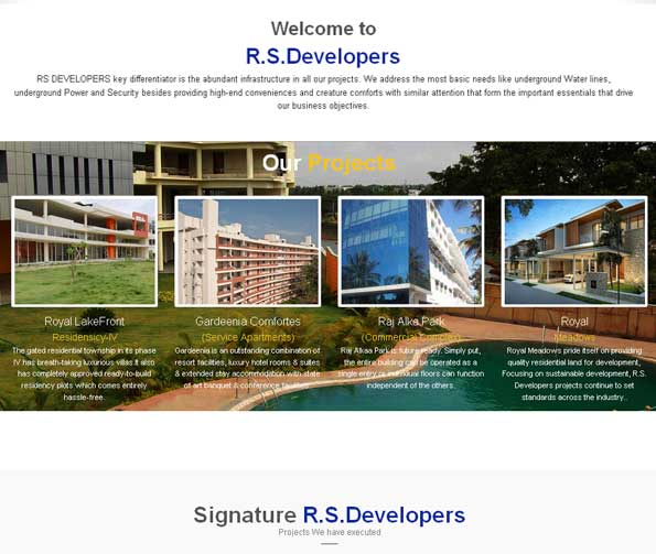 RSdevelopers.com